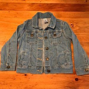 Carter's girls 3T jean jacket